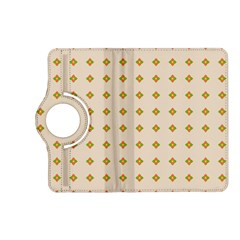 Pattern Background Retro Kindle Fire HD (2013) Flip 360 Case