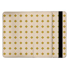 Pattern Background Retro Samsung Galaxy Tab Pro 12.2  Flip Case
