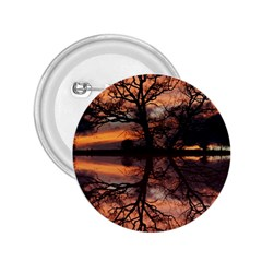 Aurora Sunset Sun Landscape 2.25  Buttons