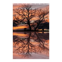 Aurora Sunset Sun Landscape Shower Curtain 48  x 72  (Small)