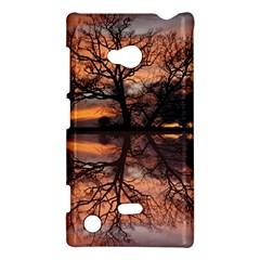 Aurora Sunset Sun Landscape Nokia Lumia 720