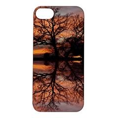 Aurora Sunset Sun Landscape Apple iPhone 5S/ SE Hardshell Case