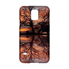Aurora Sunset Sun Landscape Samsung Galaxy S5 Hardshell Case