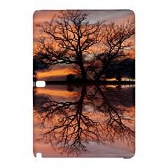 Aurora Sunset Sun Landscape Samsung Galaxy Tab Pro 12.2 Hardshell Case