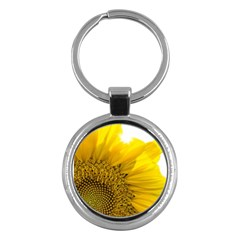 Plant Nature Leaf Flower Season Key Chains (round)