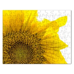 Plant Nature Leaf Flower Season Rectangular Jigsaw Puzzl