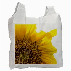 Plant Nature Leaf Flower Season Recycle Bag (Two Side)