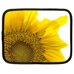 Plant Nature Leaf Flower Season Netbook Case (xxl)