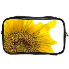 Plant Nature Leaf Flower Season Toiletries Bags