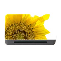 Plant Nature Leaf Flower Season Memory Card Reader With Cf