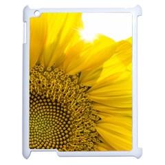 Plant Nature Leaf Flower Season Apple iPad 2 Case (White)