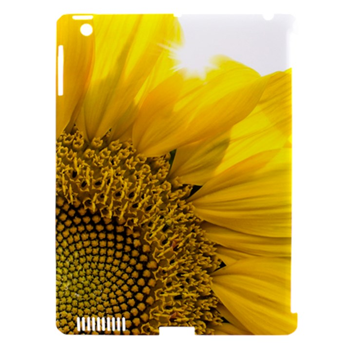 Plant Nature Leaf Flower Season Apple iPad 3/4 Hardshell Case (Compatible with Smart Cover)