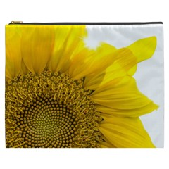 Plant Nature Leaf Flower Season Cosmetic Bag (XXXL)