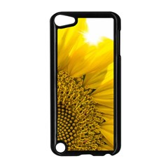 Plant Nature Leaf Flower Season Apple iPod Touch 5 Case (Black)