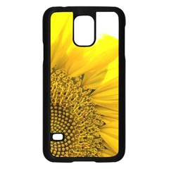 Plant Nature Leaf Flower Season Samsung Galaxy S5 Case (Black)