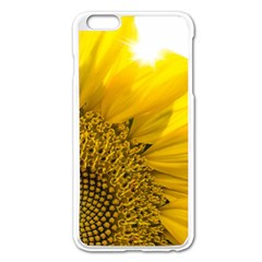 Plant Nature Leaf Flower Season Apple iPhone 6 Plus/6S Plus Enamel White Case