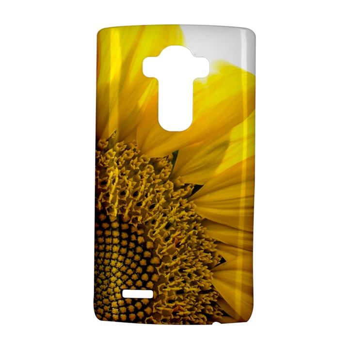Plant Nature Leaf Flower Season LG G4 Hardshell Case
