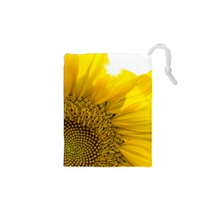 Plant Nature Leaf Flower Season Drawstring Pouches (XS)