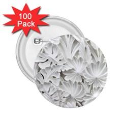 Pattern Motif Decor 2 25  Buttons (100 Pack)