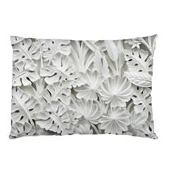 Pattern Motif Decor Pillow Case (two Sides)