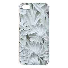 Pattern Motif Decor Apple iPhone 5 Premium Hardshell Case