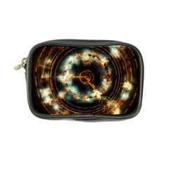 Science Fiction Energy Background Coin Purse
