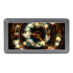 Science Fiction Energy Background Memory Card Reader (Mini)