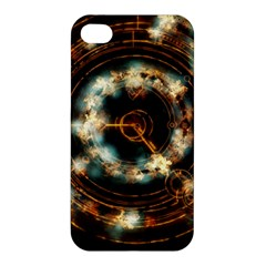 Science Fiction Energy Background Apple iPhone 4/4S Hardshell Case