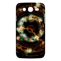 Science Fiction Energy Background Samsung Galaxy Mega 5.8 I9152 Hardshell Case