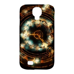 Science Fiction Energy Background Samsung Galaxy S4 Classic Hardshell Case (PC+Silicone)