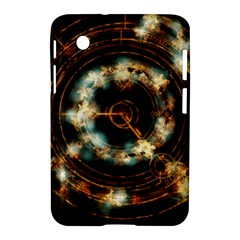Science Fiction Energy Background Samsung Galaxy Tab 2 (7 ) P3100 Hardshell Case
