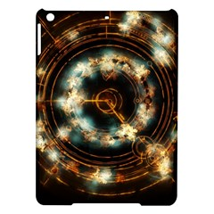 Science Fiction Energy Background iPad Air Hardshell Cases