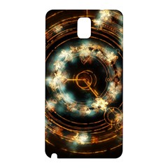 Science Fiction Energy Background Samsung Galaxy Note 3 N9005 Hardshell Back Case