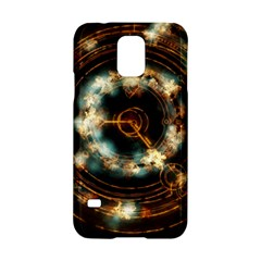 Science Fiction Energy Background Samsung Galaxy S5 Hardshell Case