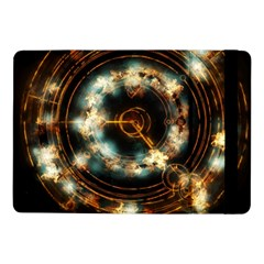 Science Fiction Energy Background Samsung Galaxy Tab Pro 10.1  Flip Case