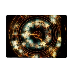 Science Fiction Energy Background iPad Mini 2 Flip Cases