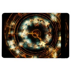 Science Fiction Energy Background Ipad Air 2 Flip
