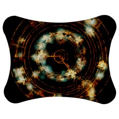 Science Fiction Energy Background Jigsaw Puzzle Photo Stand (Bow)