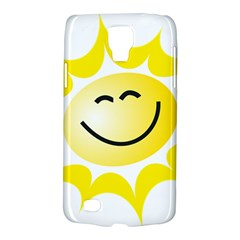 The Sun A Smile The Rays Yellow Galaxy S4 Active