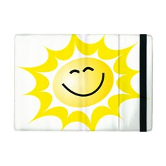 The Sun A Smile The Rays Yellow iPad Mini 2 Flip Cases
