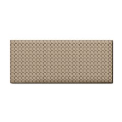 Pattern Ornament Brown Background Cosmetic Storage Cases