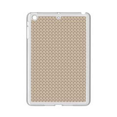 Pattern Ornament Brown Background iPad Mini 2 Enamel Coated Cases
