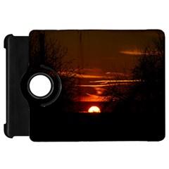 Sunset Sun Fireball Setting Sun Kindle Fire HD 7