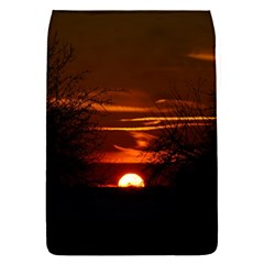 Sunset Sun Fireball Setting Sun Flap Covers (S)
