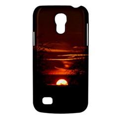 Sunset Sun Fireball Setting Sun Galaxy S4 Mini