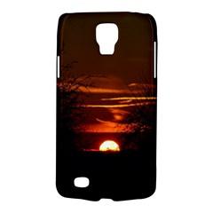 Sunset Sun Fireball Setting Sun Galaxy S4 Active