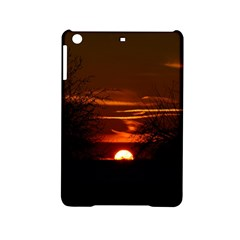 Sunset Sun Fireball Setting Sun iPad Mini 2 Hardshell Cases