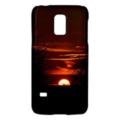 Sunset Sun Fireball Setting Sun Galaxy S5 Mini