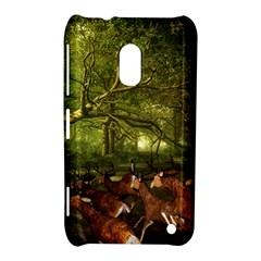 Red Deer Deer Roe Deer Antler Nokia Lumia 620