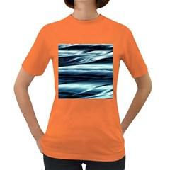 Texture Fractal Frax Hd Mathematics Women s Dark T-Shirt